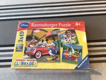Vente avec paiement en ligne: Puzzle Mickey