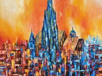 Sell Artworks: Stephansplatz