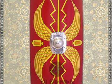 Verkaufen mit Widerrufsrecht (Gewerblicher Anbieter): Scutum, authentic shield of Roman Legionnaires