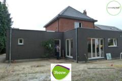 .: Aanbouw in houtskeletbouw | door 3bouw
