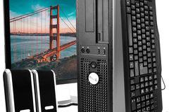 Liquidation/Wholesale Lot: Dell Desktop Computer Package
