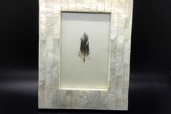 Selling with online payment: Reiki Infused Feather with Angel Message, Medium