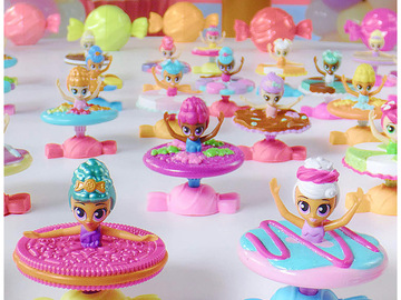 Buy Now: 20 Sugarinas The Sweetest Ballerinas - Surprise Scented