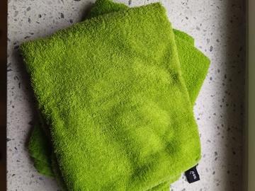 Myydään: 2 Hand Towels (Finnlaysson)