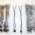 Liquidation/Wholesale Lot: 24 Piece Hematite Dolphin and Turtle Pendant Necklaces