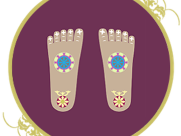 "Event: ""Yoga For Healthy Feet"" - Zoom/Live workshop (45 min)"