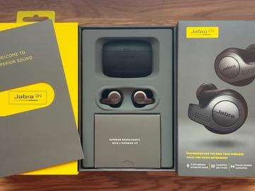 Myydään: Jabra ELITE 65t - Wireless earbuds