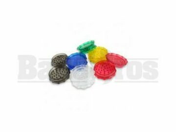 Post Products: 2 Acrylic Pollen Grinder Assorted Colors Pack Of 1