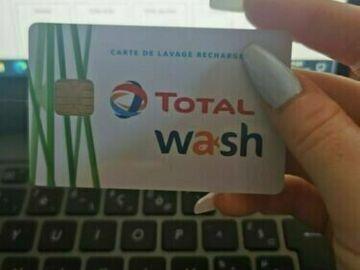 Vente: Carte Total Wash (88,50€)