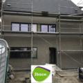 .: Moderne halfopen woning in houtskeletbouw | door 3bouw
