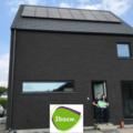 .: Moderne halfopen bebouwing in houtskeletbouw | door 3bouw