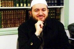 "In-Person & Online: Dr. Waleed Hakeem - ""The Travelling Imam"""