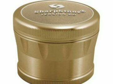 Post Products: 2.25 In Sharpstone 2.0 4pc Grinder – Bronze