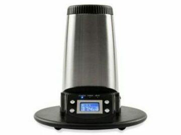 Post Now: Arizer V-Tower Desktop Vaporizer Concentrate