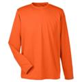 Buy Now: Harrington M320L Long Sleeve Orange Dry Fit Athletic TShirt