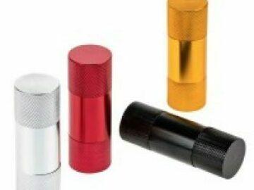 Post Now: Aluminum Pollen Press