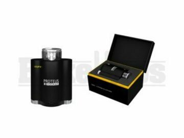 Post Products: Aspire Vaporizer Kit Mod And Tank Or E Hookah Attachment 4 Black
