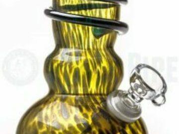 """Post Products: 6"""" Mini Soft Glass Bong"""