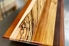 Selling with online payment: Various Hardwood Cutting / Charcuterie Board