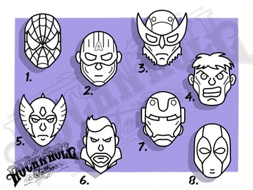 Tattoo design: Marvel Flash - 5