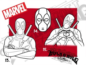 Tattoo design: Marvel Flash - 14