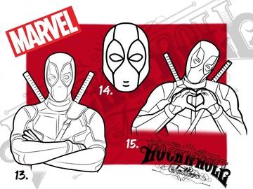 Tattoo design: Marvel Flash - 15
