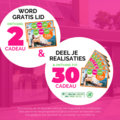 .: Word lid & ontvang tot 30 Win For Life!