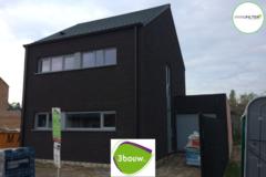 .: BEN-woning in houtskeletbouw | door 3bouw