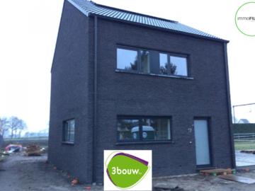 .: Eigentijdse BEN-woning in houtskeletbouw   door 3bouw