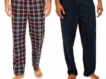 Buy Now: Nautica Men's Sleepwear Pants Box Lot New in Package xL