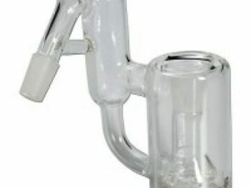 Post Products: Blaze Glass – Recycler Precooler with 10-slit… 18mm