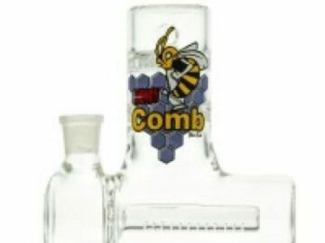 Post Products: Black Leaf HoneyComb Precooler with Inline Perc…
