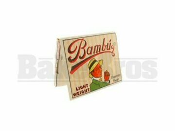 Post Products: Bambu Pure Hemp Cigarette Paper Unflavored Pack Of 1