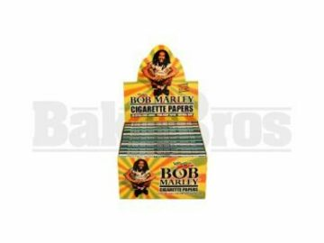Post Products: Bob Marley Rolling Papers King Size 50 Leaves Pack Of 50