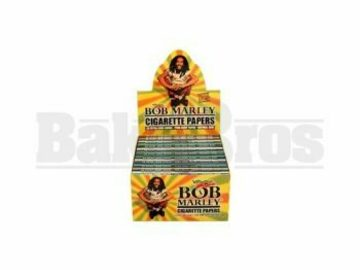 Post Products: Bob Marley Rolling Papers King Size 50 Leaves Pack Of 9