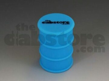 Post Now: Blue Silicone Oil Barrel Drum Non Stick Container