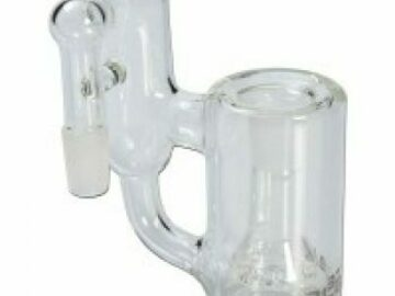 Post Products: Blaze Glass – Recycler Precooler with 10-slit… 14mm