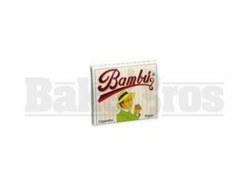Post Now: Big Bambu Rolling Papers 1 1/4 Unflavored Pack Of 1