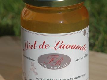 Les miels : Miel de Lavande