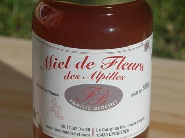 Les miels : Miel de Fleurs des Alpilles