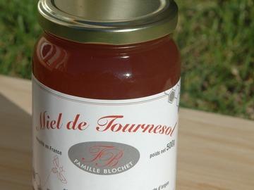 Les miels : Miel de Tournesol