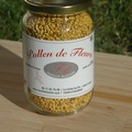 Les miels : Pollen de Fleurs