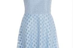 Buy Now: Mesh Crochet Skater Dress