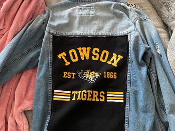 Selling A Singular Item: Towson Denim Jacket