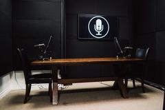 Rent Podcast Studio: Toronto Podcast Studio