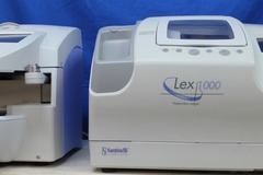Selling with online payment: Santinelli LEX1000 w/ ICE1000 Lens Edger and Intelligent Blocker