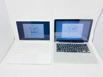 "Compra Ahora: Apple MacBook, 13"", 4GB, 250GB,"