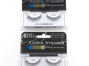 Compra Ahora: 34 Ardell Color Impact Faux Lashes