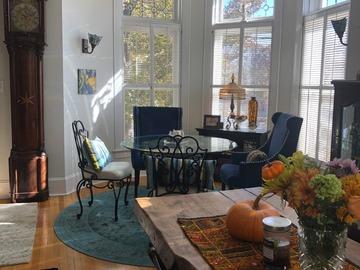 Hourly Rental: Beautiful Eclectic Historic Home  & Garden