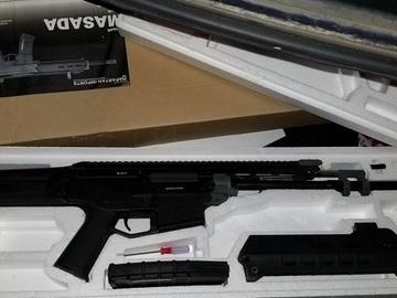 Selling: A&K AEG Magpul Masada B ACR Electric Airsoft Gun NEW